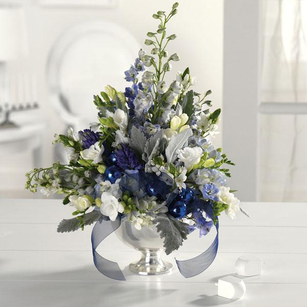 Beyond Blue Bouquet - Xavier\'s Flower Shop